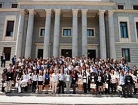 Un centenar de estudiantes de ESO participan en un congreso de investigación