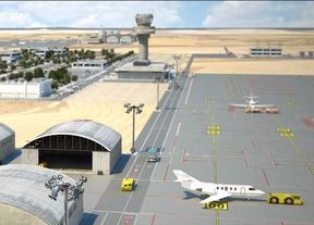 El aeródromo de El Álamo seguirá adelante sin Eurovegas