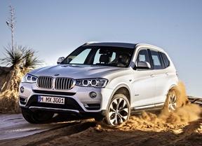 BMW X3, un valor en alza