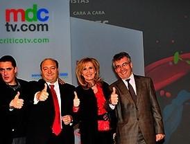 Madrid recibe a la tele