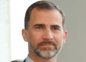 El Príncipe Felipe, firme respaldo para Madrid 2020