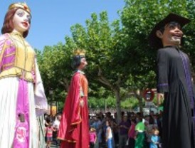 Ya están aquí las Fiestas de Alcalá 2010