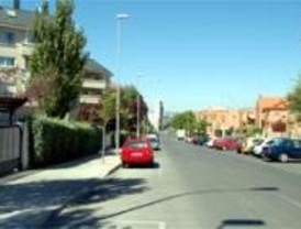 Colmenar Viejo remodela las calles de varias urbanizaciones