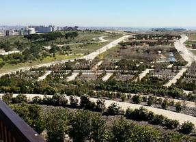 El parque de Valdebebas abrirá el 25 de marzo