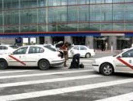 El número de taxis por habitante se ha reducido un 25% en diez años