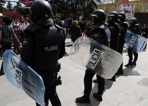 52 detenidos en el desalojo del Vicerrectorado de la UCM