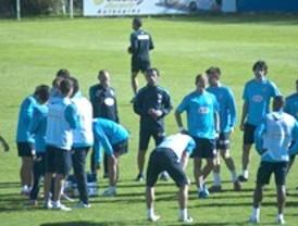 Atlético y Getafe, listos para la Copa del Rey