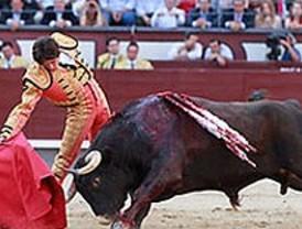 Corrida de la Prensa: oreja para Castella y torera confirmación de Adame