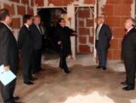 El alcalde de Getafe solicitará a la Comunidad la agilización de las obras del Obispado