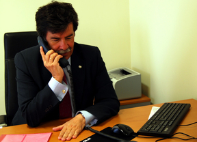 Javier Urra, exdefensor del Menor y actual director de Recurra