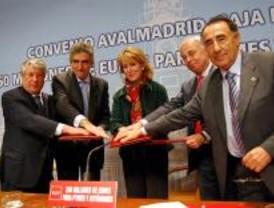 Madrid avalará a las pymes con 350 millones de euros a través de Avalmadrid