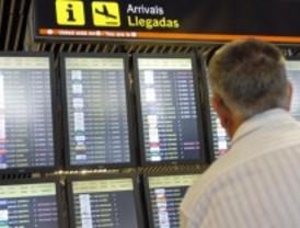 Cancelados 97 vuelos en la red de AENA