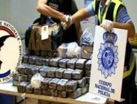 Intervenidos 92 kilos de heroína en una operación conjunta de Francia y España