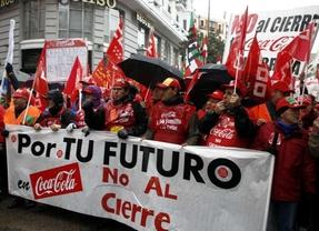 Los trabajadores de Iberian Partners mantienen el pulso contra Coca-Cola