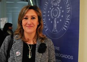 Sonia Gumpert decana del Colegio de Abogados de Madrid