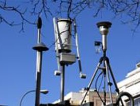 El Ayuntamiento avisa de la presencia de una masa de aire africano