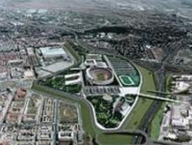 Obras invertirá 24 millones para urbanizar el parque olímpico en dos años