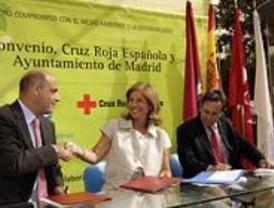 Madrid pone en marcha una red de voluntarios ambientales junto a Cruz Roja