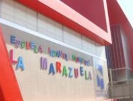 Abierta la nueva escuela municipal infantil 'La Marazuela' en Las Rozas
