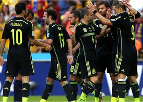 España 3- 0 Australia