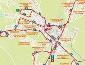 Guadarrama tendrá autobuses para las nuevas urbanizaciones y el polígono