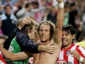 Una proeza levanta al Atlético