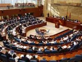 La Asamblea se concentra por la mujer asesinada en Arganda