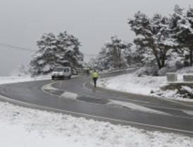La nieve y el frío afectan a la circulación