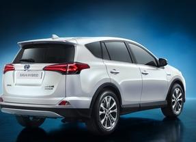 Toyota presenta el nuevo RAV4 hybrid