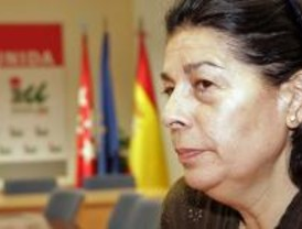 Inés Sabanés hace su última pregunta en la Asamblea