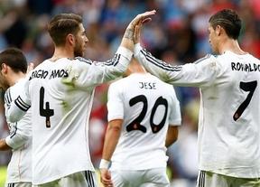 El Madrid espera recuperarse ante el Sevilla