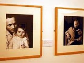 Los fotógrafos de la 'Escuela de Madrid', en el Museo Municipal de Arte Contemporáneo