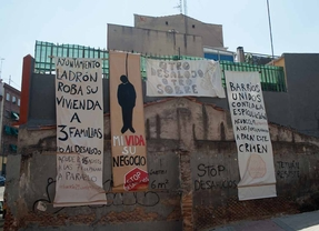 Activistas italianos se sumarán a la protesta contra la expropiación de Ofelia Nieto