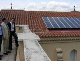 La web de Pozuelo de Alarcón informa sobre energías renovables