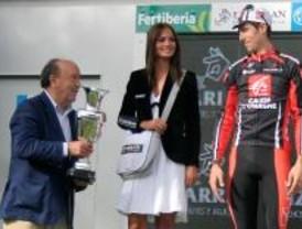 El ciclista Imanol Erviti logra el triunfo en Las Rozas