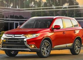 Mitsubishi pone en escena su nuevo Outlander