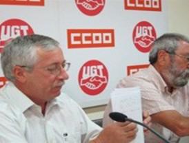 Los sindicatos saldrán a la calle el 19 de febrero para protestar contra la reforma laboral