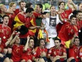 Aguirre dará la Medalla de Oro a la selección española de fútbol