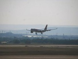 Retrasos en los vuelos entre Barajas y Tripoli