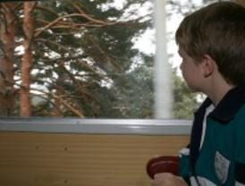 El Tren de la Naturaleza lleva a los escolares a la sierra