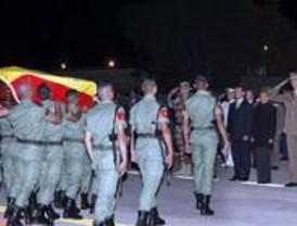 Las banderas de la región, a media asta por los fallecidos en Afganistán