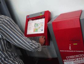 Transportes estrena un sistema para calcular las mejores rutas en transporte público