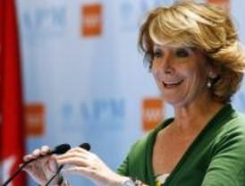 Aguirre afirma que quiere repetir como candidata del PP en las autonómicas de 2011