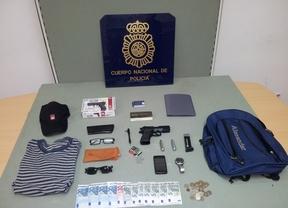 Detenido por robar en farmacias y comercios de Madrid