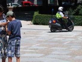 Más de 300 policías y agentes de Movilidad vigilarán las calles del centro