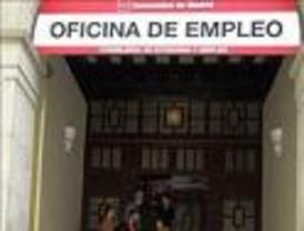 Trabajadores de la Agencia de Empleo protestan por la precariedad laboral