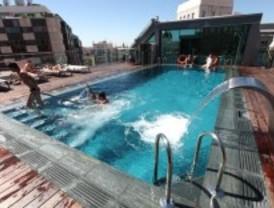 90 discapacitados de Alcorcón utilizarán de forma gratuita la piscina de La Canaleja