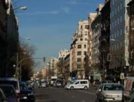 La calle de Alcalá ocupa el tercer puesto de vías con más portales de España