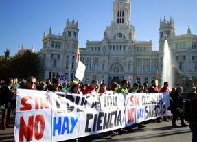 Madrid ha sido escenario de más de 4.000 manifestaciones en 2013