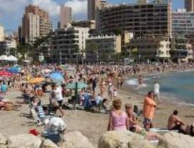 El 80% de las familias madrileñas pasa sus vacaciones en la playa